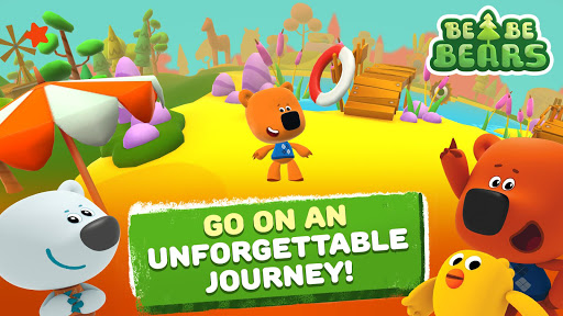 Be-be-bears Free 4.201205 screenshots 2