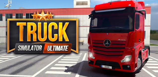 truck simulator : ultimate hack