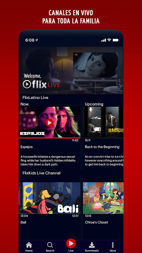 FlixLatino android2mod screenshots 9
