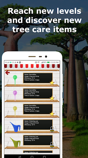 Lucky tree - plant your own tree screenshots 3