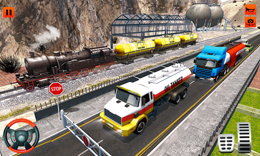 Oil Tanker Transport Truck For Pc (Download For Windows 7/8/10 & Mac Os) Free! 1