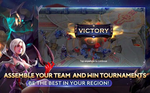 CL:Champions Legion | 5v5 MOBA android2mod screenshots 21