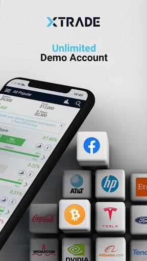 Xtrade - Online Trading modavailable screenshots 2