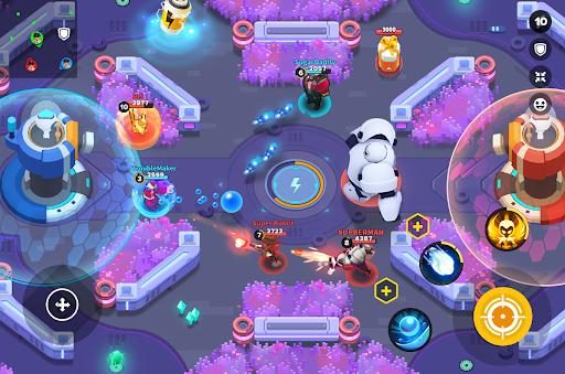 Heroes Strike - Modern Moba & Battle Royale  screenshots 7