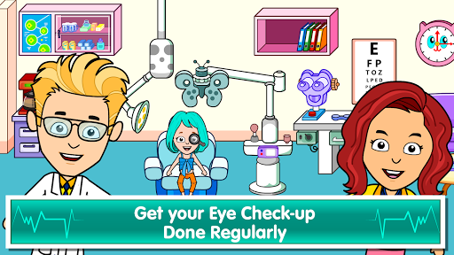 My Tizi Town Hospital - Doctor Games for Kids ud83cudfe5 1.1 Screenshots 4