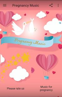 Pregnancy music - baby brain development