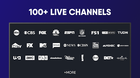 fuboTV: Watch Live Sports & TV screenshots 7