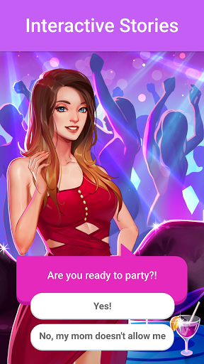 LUV - interactive game screenshots 1