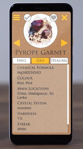 A Guide To Crystals - The CC apktram screenshots 5