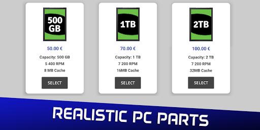 PC Building Simulator (PC Tycoon)  screenshots 1
