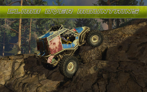 4x4 Turbo Jeep Racing Mania  screenshots 2