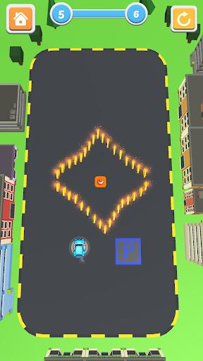 Super Parking Simulator:Merge Legend screenshots 2