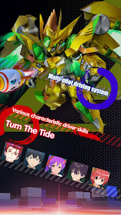 Mod Game ROBOT WARS TACTICS for Android
