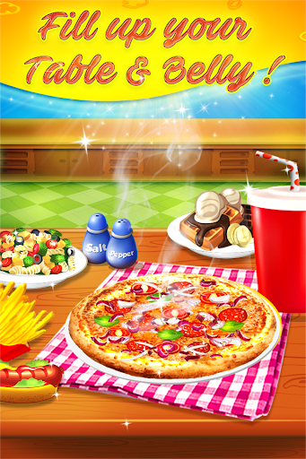 Supreme Pizza Maker - Kids Cooking Game 1.1.4 de.gamequotes.net 2
