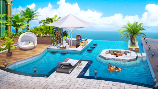 Hotel Frenzy: Design Grand Hotel Empire  screenshots 1