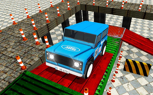 Car Parking Rush: Prado Car Games 2.0.6 Screenshots 5