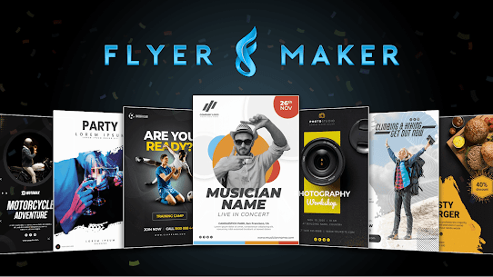 Flyer Maker Poster Logo For Pc [free Download On Windows 7, 8, 10, Mac] 1