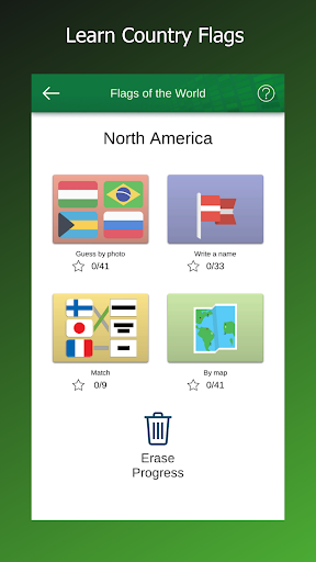 Flag Quiz - Learn All Country Flags of the World 1.0.4.51 screenshots 3