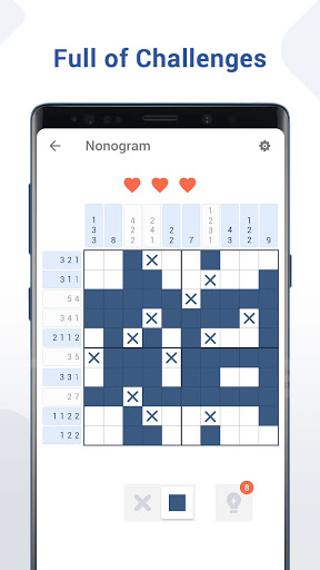 Nonogram - Free Logic Puzzle 1.3.4 screenshots 3