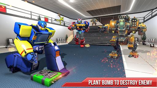 FPS Shooter 3D- Free War Robot Shooting Games 2021  screenshots 12
