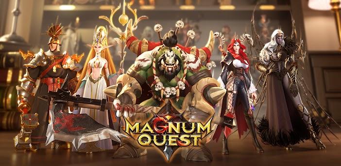 Magnum Quest