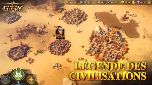 Land of Empires: Jeu de Stratégie Épique APK MOD – Pièces de Monnaie Illimitées (Astuce) screenshots hack proof 2