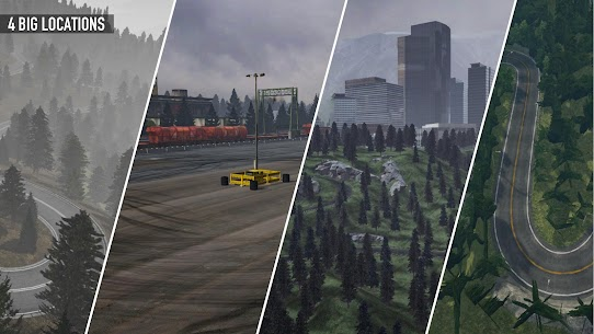 Touge Drift & Racing Mod Apk 1.7.4 (Lots of Currency) 8