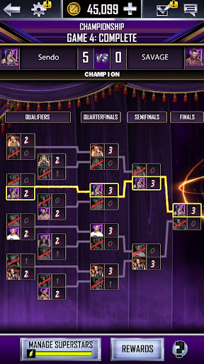 WWE SuperCard u2013 Multiplayer Card Battle Game 4.5.0.5513399 screenshots 6