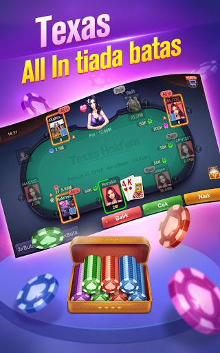 Poker Pulsa-Texas Poker Online (Free) apkdebit screenshots 3