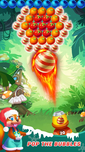 Bubble Story - 2020 Bubble Shooter Adventure Game  screenshots 1