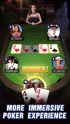 Holdem or Foldem - Poker Texas Holdem 1.2.6 screenshots 6