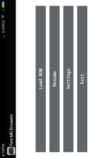 MD/Genesis Emulator apkpoly screenshots 2