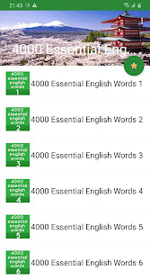 4000 Essential English Words(Words in stories)