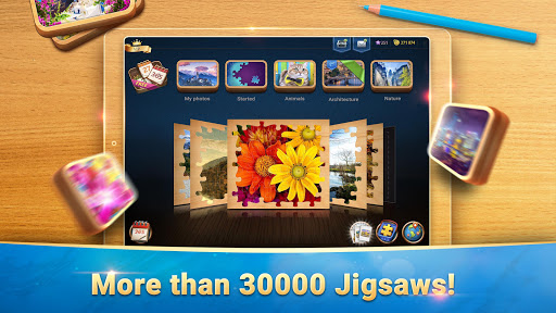 Magic Jigsaw Puzzles 6.1.2 screenshots 8