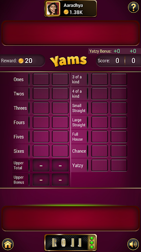 Yatzy - Offline Free Dice Games  screenshots 9