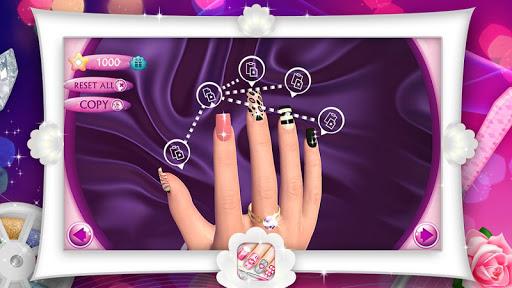 Fashion Nails 3D Girls Game 9.1.5 Screenshots 7