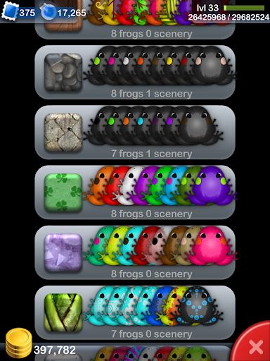 Pocket Frogs 3.5.3 screenshots 8