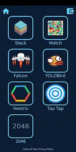Blockgames - Play Arcade games and earn rewards 5.1 screenshots 1