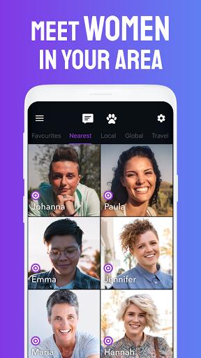 Wapa: Lesbian Dating, Find a Match & Chat to Women 13.7.0.6 Screenshots 1
