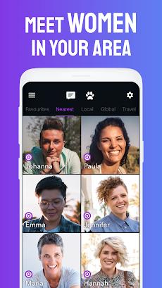 Wapa: Lesbian Dating, Find a Match & Chat to Womenのおすすめ画像1