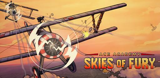 Screenshot of Ace Academy: Skies of Fury