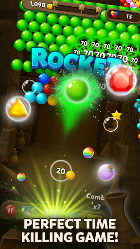 Bubble Pop Origin! Puzzle Game screenshots 18