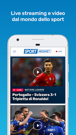 SportMediaset  Screenshots 2