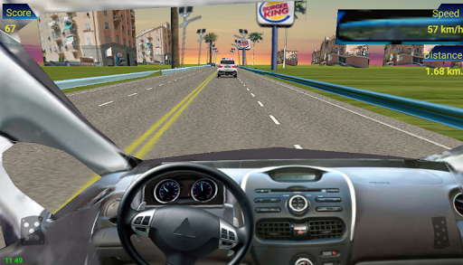 Traffic Racing in Car 1.0 screenshots 3
