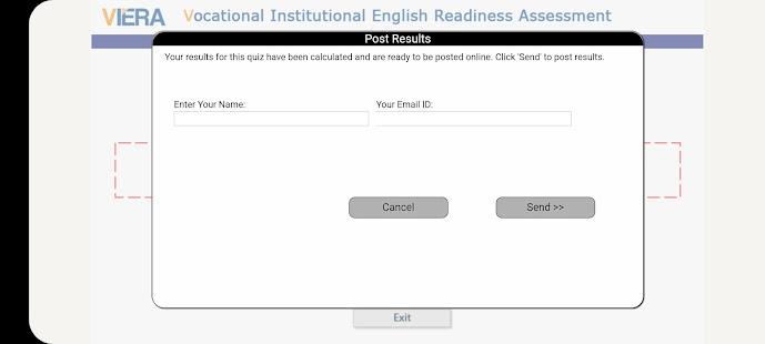 VIERA - SMK English Challenge 1.0.2 Screenshots 5