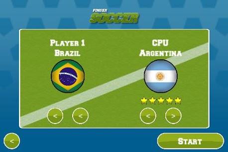 Finger Soccer 3