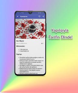 Download Tarifon - Yemek Tarifleri For PC Windows and Mac apk screenshot 4