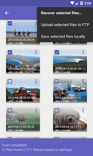 DiskDigger photo recovery 1.0-2020-10-31 screenshots 13