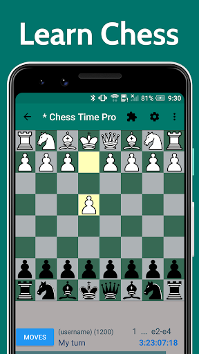 Chess Time - Multiplayer Chess 3.4.3.6 pic 1