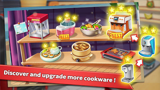 Rising Super Chef - Craze Restaurant Cooking Games 5.2.0 screenshots 4